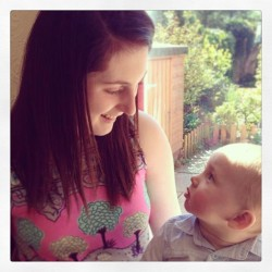 finlay and me #cousins ❤