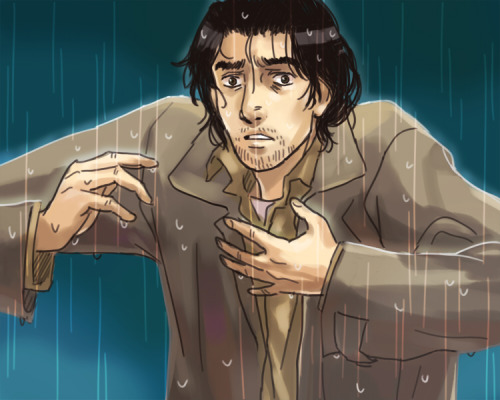 cloverdraws:  Apparently, Urasawa picked an idealistic heroic character like Tenma with the express purpose of breaking him down. Embittering and casting cynicism upon him.  vicious heartbreakers. both Urasawa and Tenma.