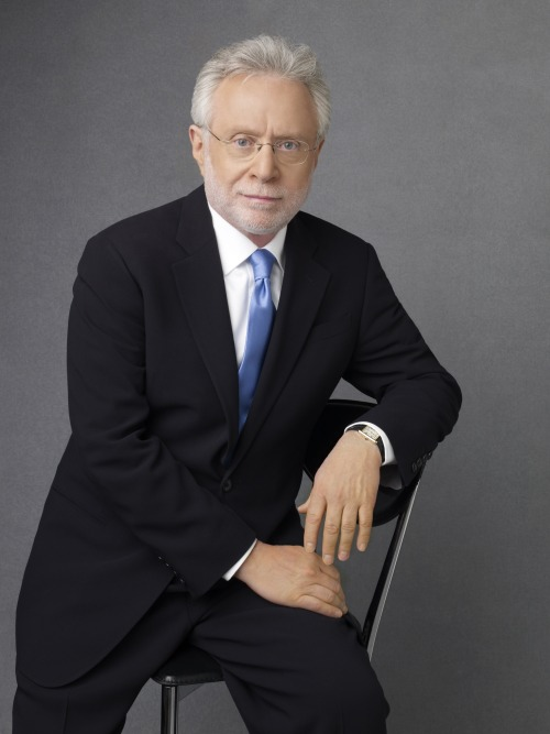 A tumblr of nothing but Wolf Blitzer. Thank you.