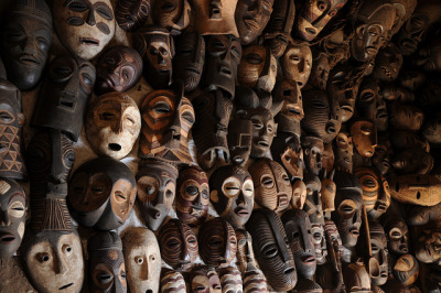 v1gilante:  Masks by Tom[le]Chat on Flickr.  _\l/_ :. …
