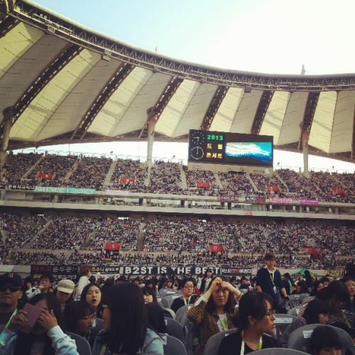 Almost time! #DreamConcert #Korea
