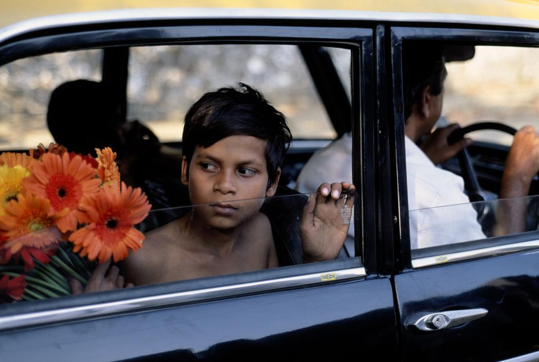 pakizah:  Bombay, India 1998 Steve McCurry