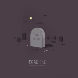 Dead End —— Nabhan Abdullatif Prints , Gallery , Facebook , Twitter , Tumblr