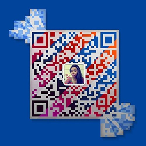 WeChat: larissamanguba :) #wechat #candy #red #pink #orange #blue #barcode