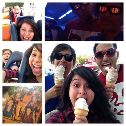 today was a really great day! spontaneous Disneyland trip with @jearantula and @rochio_vargas and then worship night at @lovealwys91's place! #Godisgood #blessed #spontaneous #anothertripwiththefamsoon#ilerveyergers
