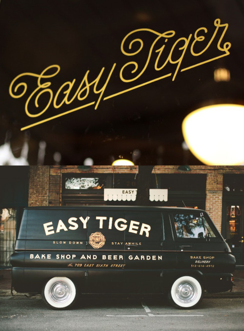 Oh Easy Tiger…
