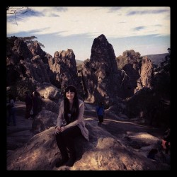 #hangingrock  (at Hanging Rock)