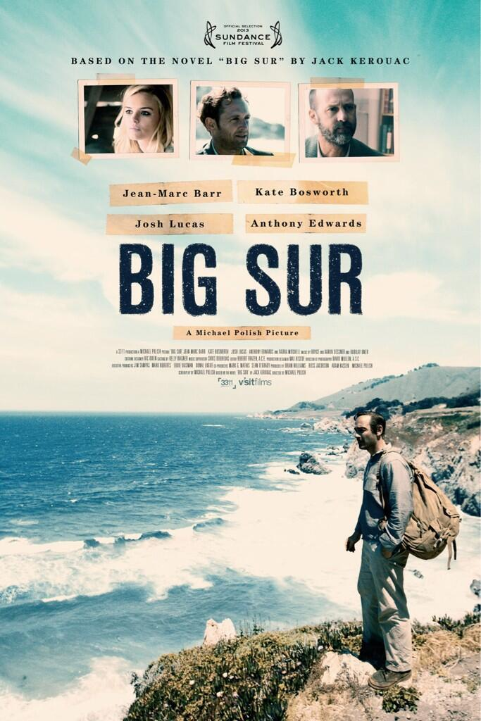 'Big Sur' International Poster Revealed!