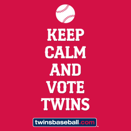 Vote today to send your favorite Twins to the All-Star Game! Vote 21+ times and be entered for a chance to Field Box tickets to an upcoming game! http://atmlb.com/14hFSLo