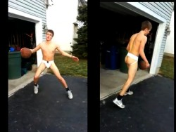 JOCKSTRAP BASKETBALL:   VIDEO LINK: http://www.youtube.com/watch?