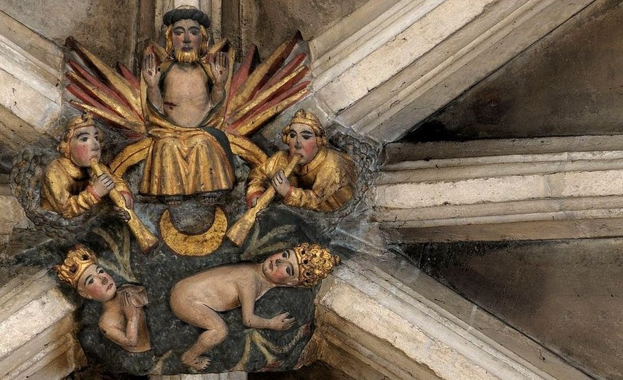 2018-11-06 21:03:50 - a boss in an english church 14th century pastmalebeauty http://www.neofic.com