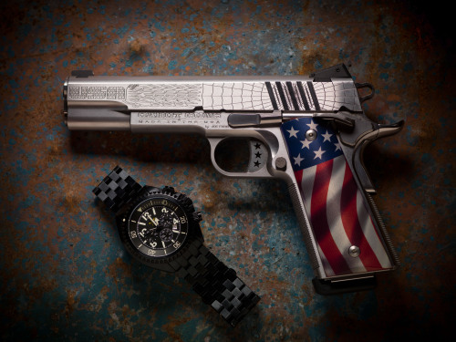 teamguy23:  The American Joe by Cabot Guns.