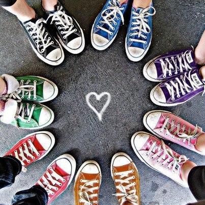elchicodelapt512:  all star, colour, cool, love - inspiring picture on Favim.com en @weheartit.com - http://whrt.it/TAGCtv