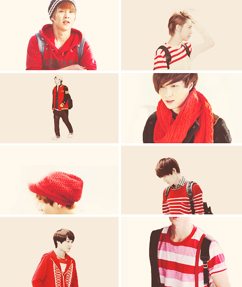Exo + Airport + Red as requested!