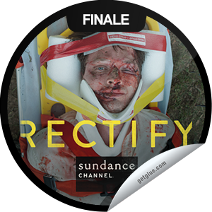 I just unlocked the Rectify Finale sticker on GetGlue                      404 others have also unlocked the Rectify Finale sticker on GetGlue.com                  You watched the town's anger reach a boiling point in the season finale of RECTIFY. What will Daniel's future hold? Share this one proudly. It's from our friends at Sundance Channel.
