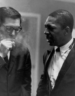 lecollecteur:  Bill Evans & John Coltrane.