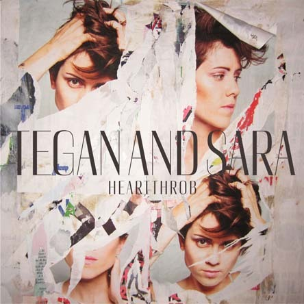Album Review: Heartthrob - Tegan and Sara Let me preface this with the confession that I was not always a T+S fan. In fact, I never really connected with their music until last year. There were a few songs that I knew, and liked, but overall I never felt like they were singing to me/for me/about me. Then, I got over it and suddenly The Con was my favourite album. So, I am not writing this review as a die-hard fan. I am simply writing this review because Tegan and Sara did something that a lot of indie artists, especially Canadian folk-rockers with a cult following, are afraid to do: they made a pop album. To begin with, Tegan and Sara's publicity/marketing team have done an absolutely fantastic job at hype-ing the album and really pushing them into the mainstream spotlight. What I love about Tegan and Sara is that they have embraced it and encouraged it and asked, honestly, that their fans step with them on this journey into new territory. They own the decisions they made on this album, and I respect the hell out of that. They're transparency presenting this album has been unparallelled, from their track by track videos, open and honest interviews, and an overall willingness to stand in front of their fans and not be afraid to be something unexpected. I'd also like to take a second to comment on how goddamn awesome they look these days. I mean, they've always had a specific look, but they are looking hotter than ever lately. Loving their style - the clothes, the hair, the make-up. Into it. Since it's streaming release this morning, I've just listened to the album in its entirety twice in a row. I've heard all the singles at least a dozen time since they released them and I will say that those are the strongest songs. But, that's kind of always how it is. I love the synth sound mixed with their distinct vocals. It feels very 80s without being cheesy or inauthentic. They clearly wrote the songs with pop in mind, but you can still hear the unique T+S style in there. It's obvious that they wrote these songs in their way and then truly collaborated with a producer who wanted to take it to the next level. Thematically, I think it's a solid album. I like the idea of it not being so much about struggle in love or disappointment, but more about the realism of being in love (or in like, or in lust) and how there are highs and lows and that other people can become something so much more than human for a short period of time before coming back down a little as you start to realize that we're all kind of the same. In the end, it is what it is. But considering it's been nearly three and a half years since Sainthood, I'd have to say that this certainly is an epic way for them to come back. Personal faves: Now I'm All Messed Up, I'm Not Your Hero, How Come You Don't Want Me, Closer.