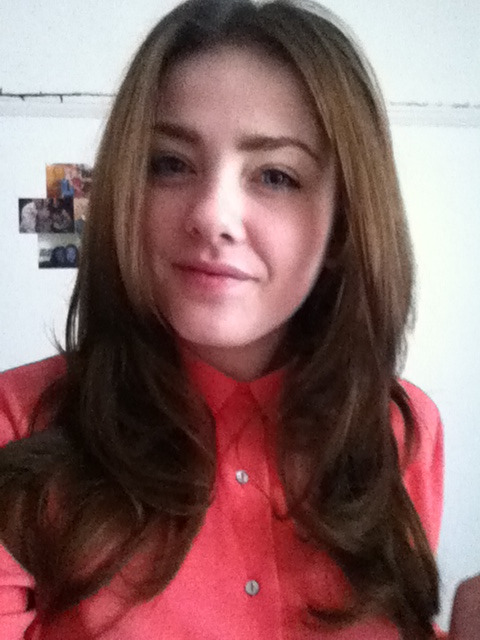 Just had my hair done :D love it!