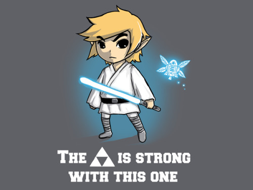 geeksngamers:  The Legend of Jedi - by Ramy Badie Available now at TeeTurtle