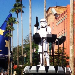 disneysupportingroles:  Star Wars! (Photo cred to @kswagmerckdawg )