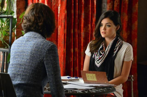 'PRETTY LITTLE LIARS' RECAP: A HIT AND RUN?!