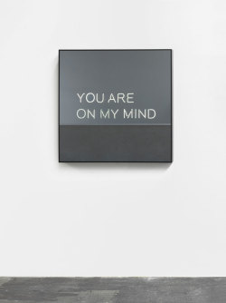 blua:  Jeppe Hein - You Are On My Mind, 2012