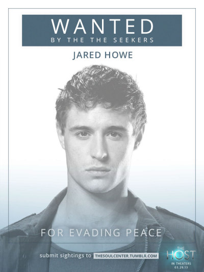 thesoulcenter:  Wanted: Jared Howe for evading peace. Reblog to spread the word and submit all sightings to The Soul Center.