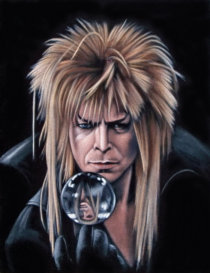 The Goblin King by Bruce White