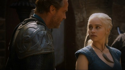 Khaleesi glares #walkofpunishment #GameOfThrones