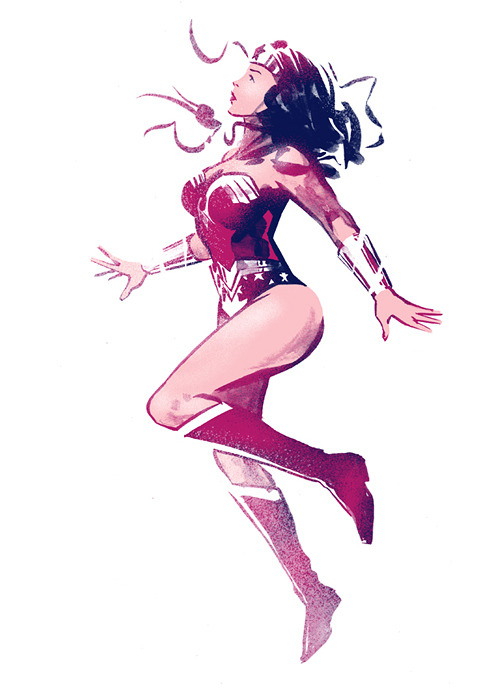 birdstump:  Wondy, by Kyle Latino