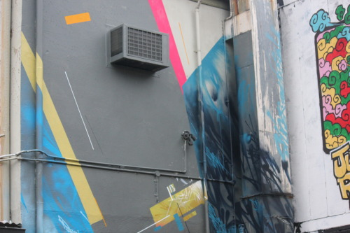 Street FinesseI've always felt that this was an experimental wall from Adnate, Slicer and possibly Deams[?],…View Post