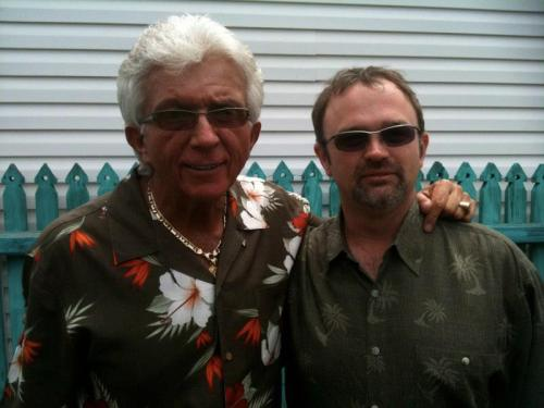 Dr. Asa Don Brown and Bobby Brown (Dog the Bounty Hunter)