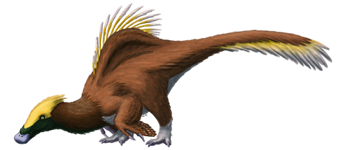 alphynix:  Remember last November when new material of the enigmatic theropod dinosaur Deinocheirus mirificus was announced, and it turned out to be a giant sail-backed basal ornithomimosaur? Well, it gets even better. The head was still missing at that point, but at the beginning of this month some Deinocherius material was repatriated to Mongolia — including a glimpse of a very odd skull. And it's not a standard ornithomimosaur head at all. The long, wide, and almost spoonbill-like shape of Deinocherius' mouth seems to suggest convergent evolution with hadrosaurs, making the complete anatomy of this dinosaur even more bizarre than we could have possibly imagined.