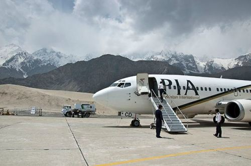 sunehriullo:  Flight from Islamabad to Skardu is considered as one of the most exciting air journeys in the world. By Abdul Qadir Memon On Flickr  Follow us on Facebook | Twitter or Submit something or Just Ask!