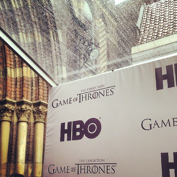 Sooooo guess what ive been up to. #gameofthrones #Amsterdam