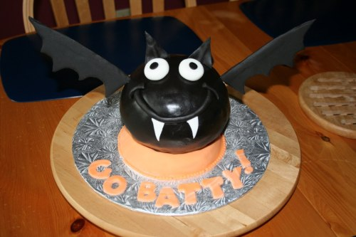 Happy birthday, Batty!