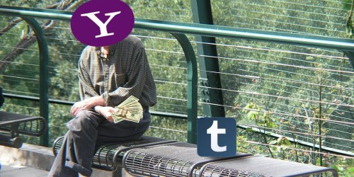 dailydot:  5 reasons Tumblr is doomed if Yahoo buys it