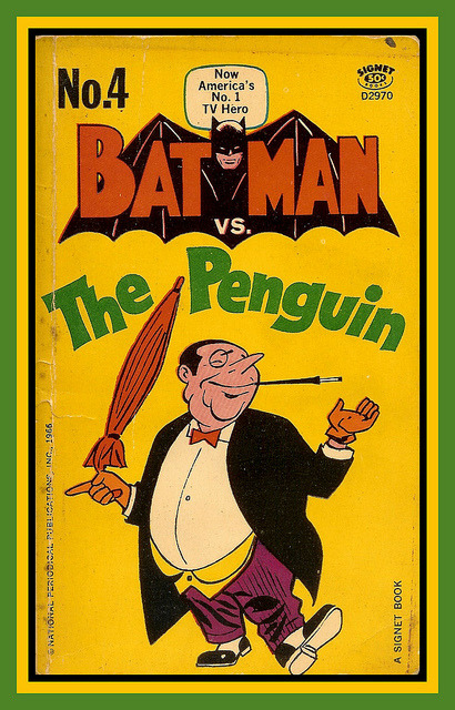 Batman Vs. The Penguin (1966)