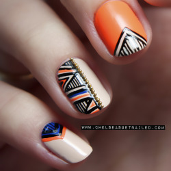 getnail-d:  Close up of this design!