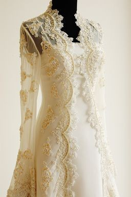 my ideal wedding dress!