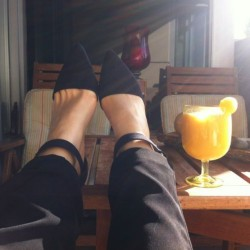 #nofilter #shoes #Heels #ShoeCult #cantaloup #Smoothie #Refreshing #Relaxing #Sunday #Soundofsweetlullabies #Balcony #Style #fashion #Drink #Sunny #vancouver