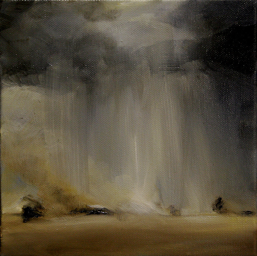 blue-voids:  Margarita Georgiadis - Landscapes, 2009 - oil on canvas