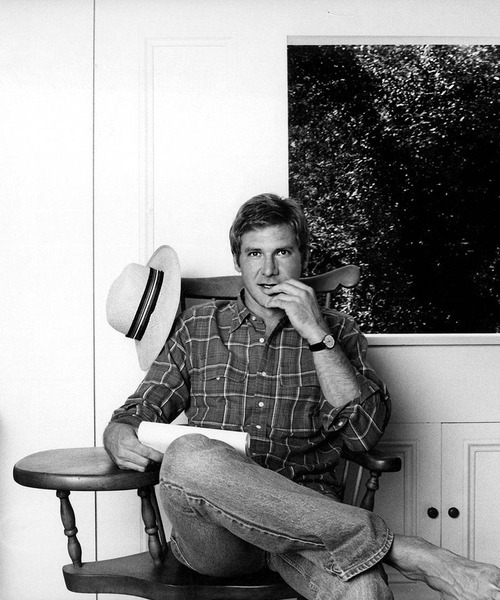 lyriquediscorde:  Harrison Ford
