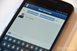 thisistheverge:  Facebook testing $100 charge to send messages to strangers A dollar isn't cool. You know what's cool? $100.  But, is it cool enough to spend $100 on strangers?!
