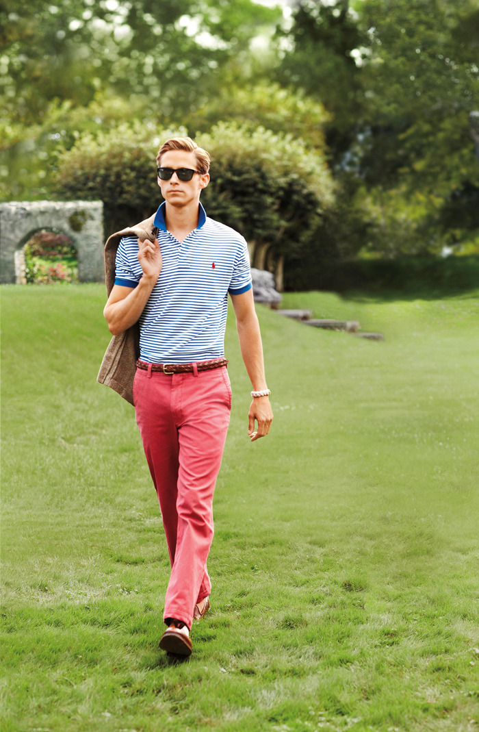 livepreppily:  Mmmhhhh Nantucket red