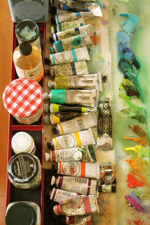 brutalgeneration:  Palette (by ArtHouse Burkert)