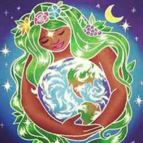 Honor thy mother… #EarthDay13