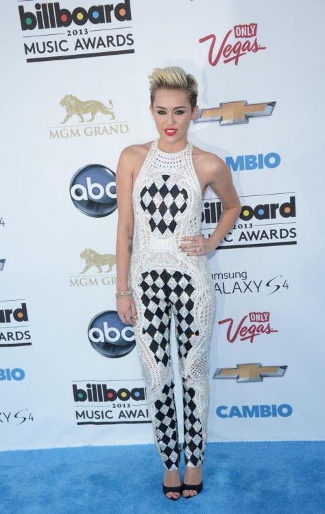 Miley Cyrus- 2013 Billboard Music Awards in Las Vegas 5/19/13