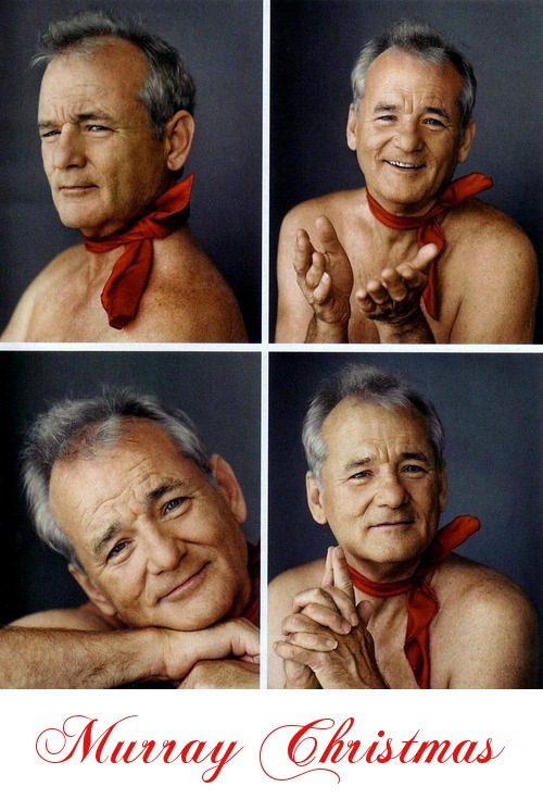damanplusi:  Murray Christmas… that is all.