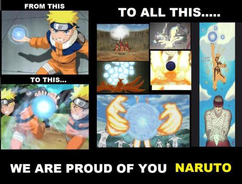 WE ARE TRULY SUPER PROUD OF YOU NARUTO!!!~ not so much sasuke… hahaha